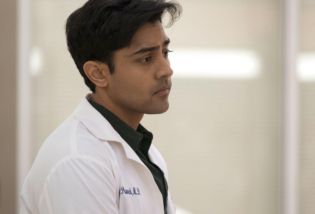 Kann Dr. Devon Pravesh (Manish Dayal) dem Chaos in der Notaufnahme nach einem Busunfall standhalten? - Bildquelle: 2018 Fox and its related entities. All rights reserved.