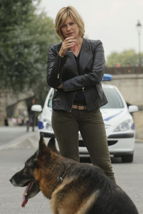 Ein grausamer neuer Fall wartet auf Fred (Vanessa Valence) und das Team ... - Bildquelle: 2014 BEAUBOURG AUDIOVISUEL