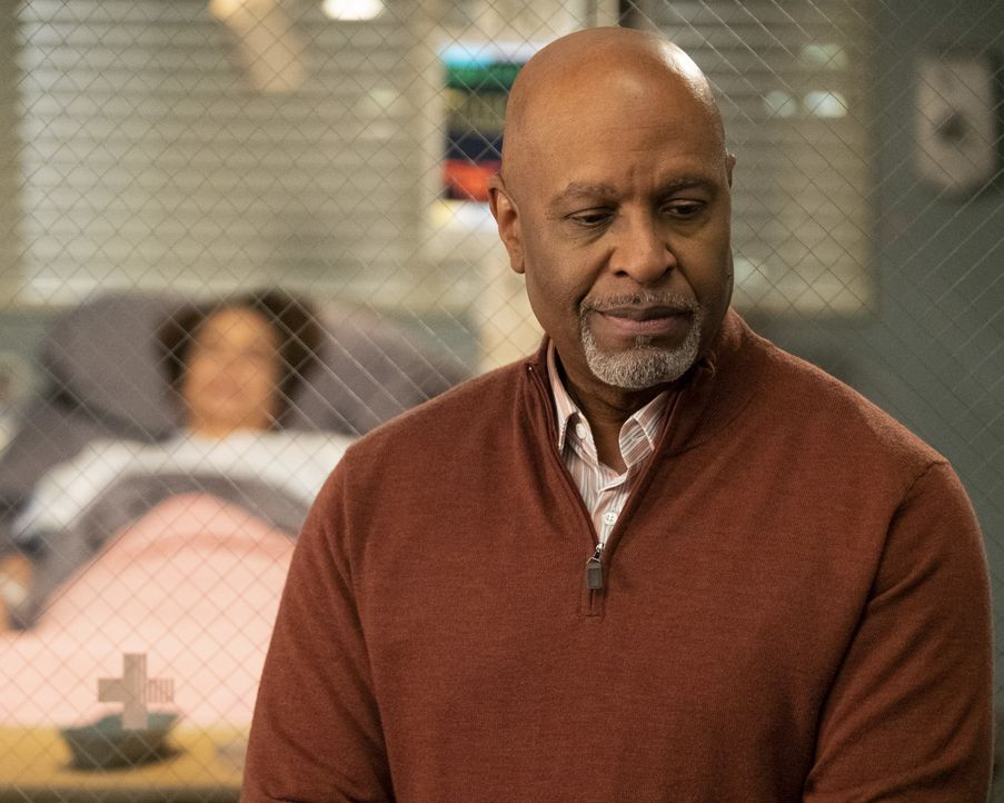Dr. Richard Webber (James Pickens Jr.) - Bildquelle: Jessica Brooks ABC Studios / Jessica Brooks