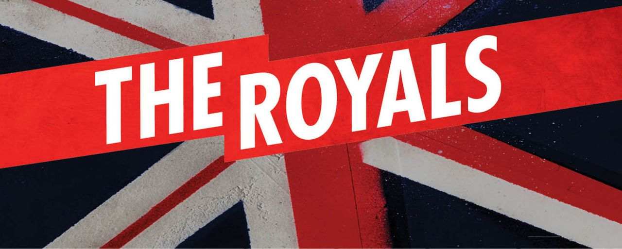 The Royals - Logo - Bildquelle: 2014 E! Entertainment Media LLC/Lions Gate Television Inc.