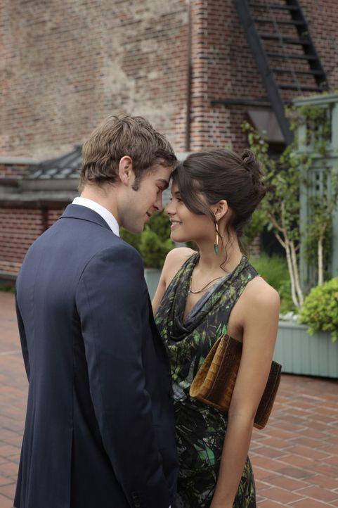 Nate Archibald in Staffel 6 Gossip Girl - Bildquelle: Warner Bros. Television