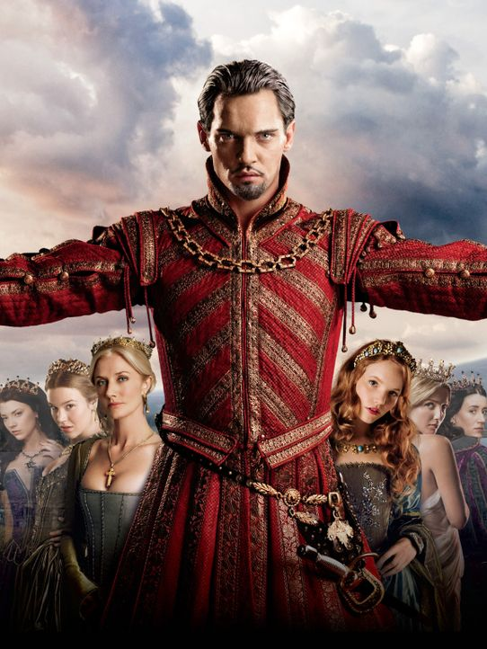 (4. Staffel) - Die letzten Tage des Königs Henry VIII. (Jonathan Rhys Meyers, M.) ... - Bildquelle: 2010 TM Productions Limited/PA Tudors Inc. An Ireland-Canada Co-Production. All Rights Reserved.