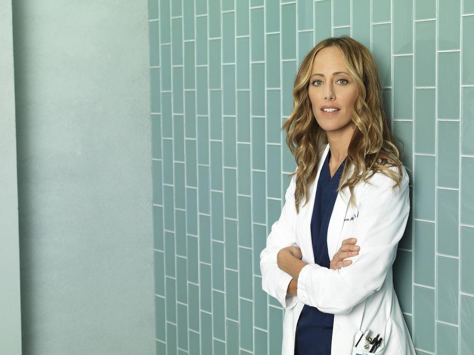 (7. Staffel) - Ein ständiges Auf und Ab beherrscht ihr Privat wie auch Berufsleben: Teddy (Kim Raver) ... - Bildquelle: ABC Studios