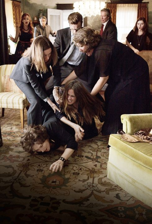 IM AUGUST IN OSAGE COUNTY - Artwork - Bildquelle: Claire Folger TOBIS FILM