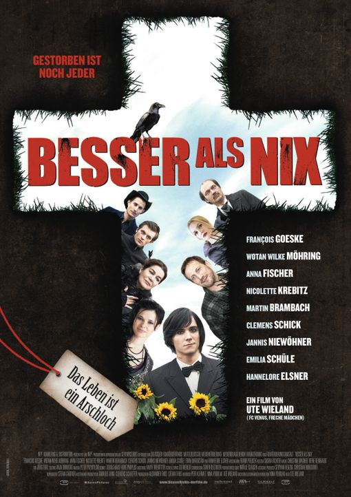BESSER ALS NIX - Plakatmotiv - Bildquelle: NFP