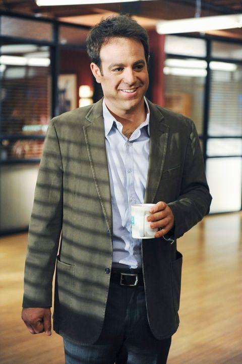 Während sich Addison mit ihrem Vater trifft, wird Cooper (Paul Adelstein) verhaftet ... - Bildquelle: ABC Studios