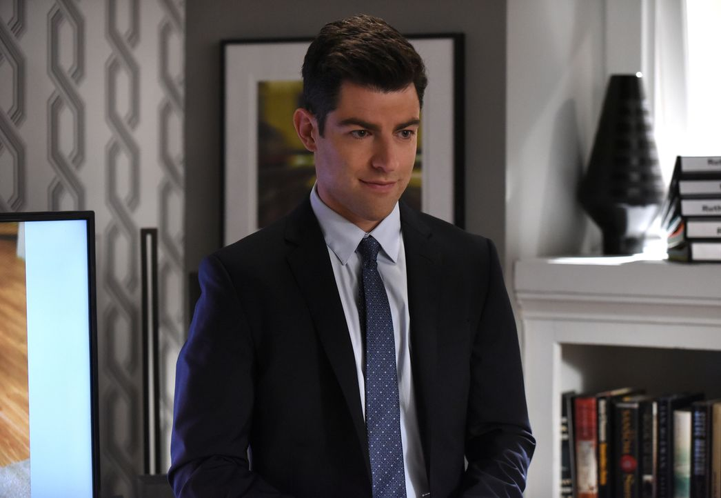 Während sich Cece um die kleine Ruth kümmert und damit sichtlich überfordert ist, nimmt Schmidt (Max Greenfield) einen neuen Job an, obwohl er sich... - Bildquelle: Ray Mickshaw 2018 Fox and its related entities.  All rights reserved.