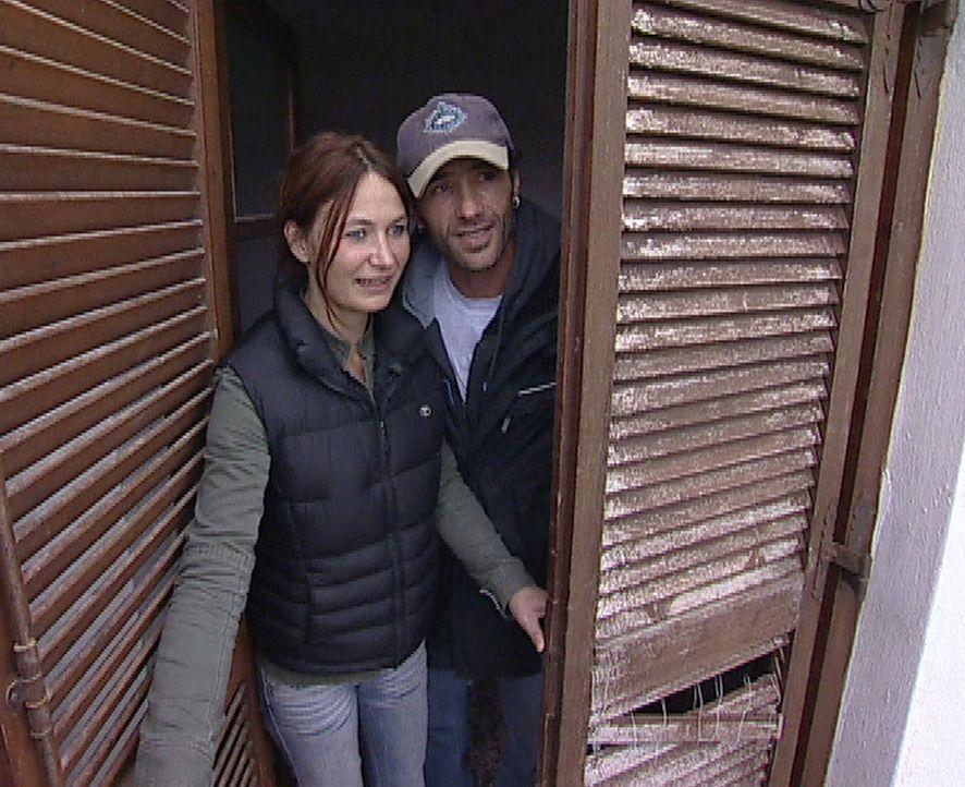 Zum Auswandern sind die 32-jährige Rechtsanwaltsangestellte Nicole Dorschky und ihr 37-jähriger Lebensgefährte Christoph Gauss, ein gelernter Ind... - Bildquelle: kabel eins