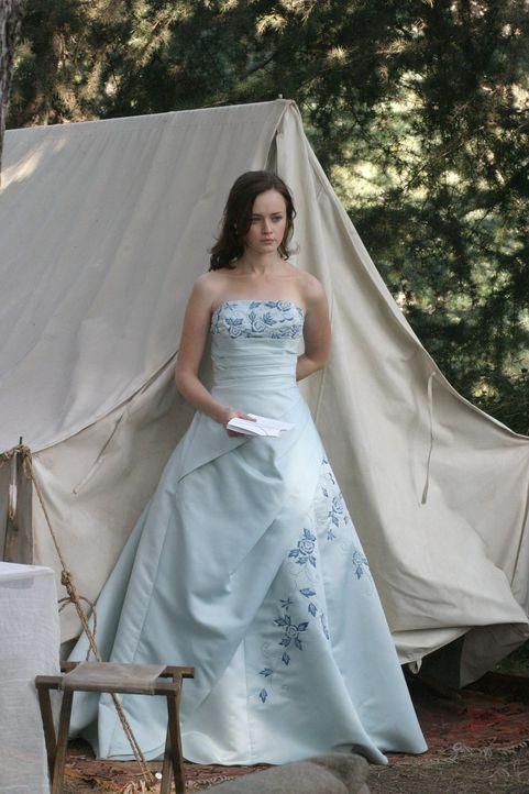 Der sonst so vernünftigen Rory (Alexis Bledel) wird aller Mut abverlangt. Zum ersten Mal in ihrem Leben, tut sie etwas, von dem keiner gedacht hat,... - Bildquelle: 2004 Warner Bros.