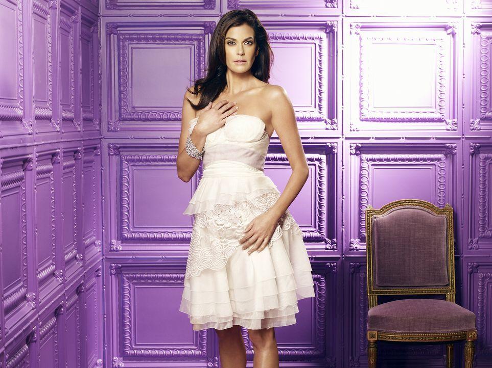 (5. Staffel) - Sie ist zwar keine perfekte Hausfrau, aber sehr liebenswert: Susan Delfino (Teri Hatcher) ... - Bildquelle: ABC Studios