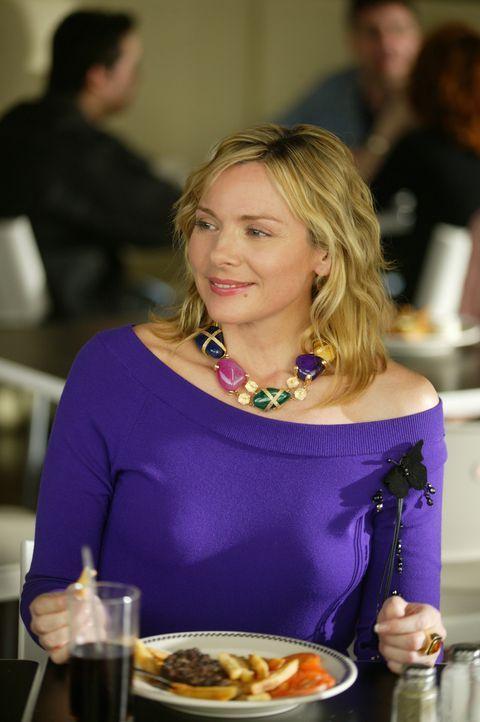 Als Samantha (Kim Cattrall) überraschenderweise ihren Kellner wiedertrifft, zieht es sie magisch in die Küche ... - Bildquelle: Paramount Pictures