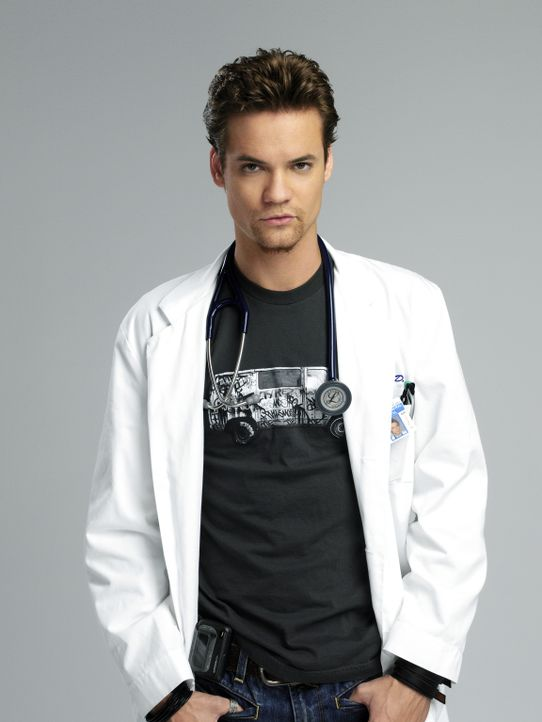(11. Staffel) - Neues Mitglied im County Hospital: Dr. Ray Barnett (Shane West) ... - Bildquelle: WARNER BROS