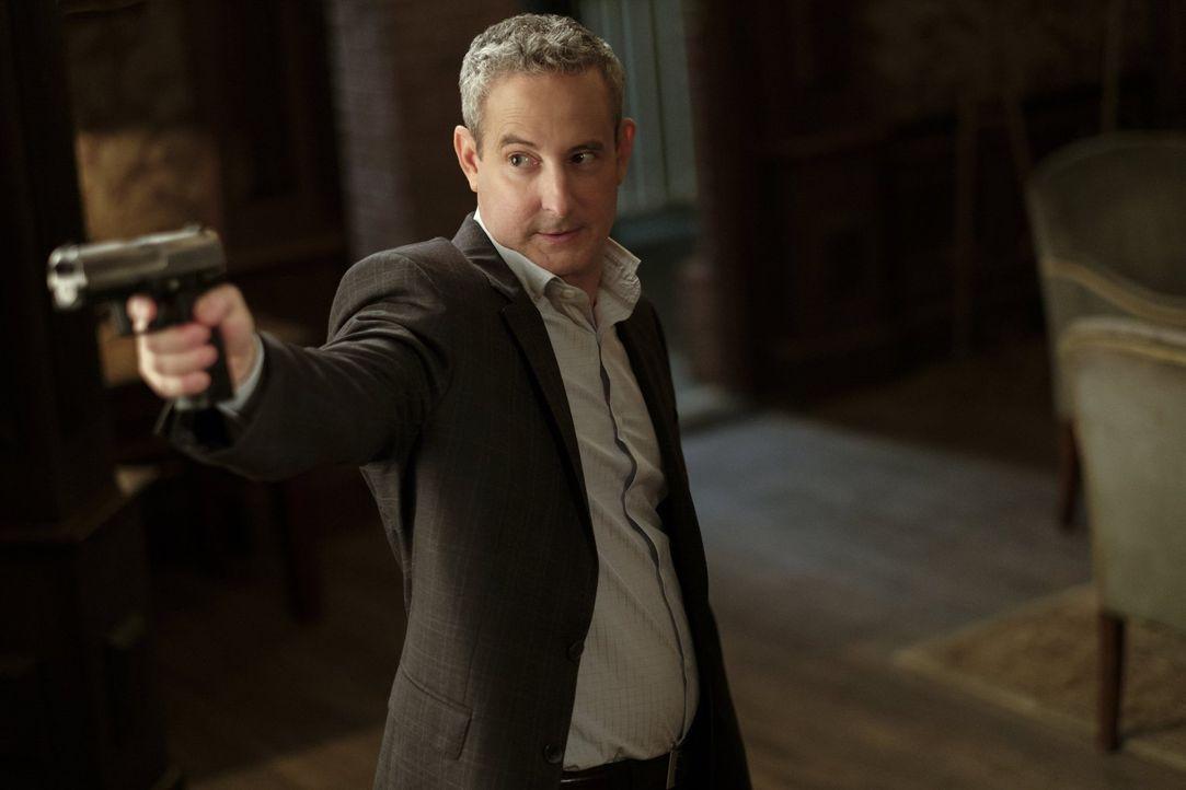 Stacey Boss (Eddie Jemison) stattet Blaine einen Besuch ab und muss überrascht feststellen, dass er hier nicht die Oberhand hat. Daraufhin geht er m... - Bildquelle: 2017 Warner Brothers