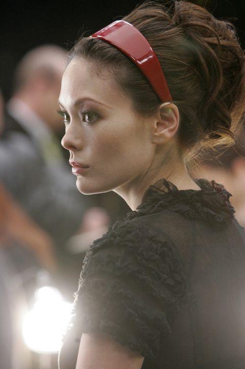 Die Aufregung steigt: In Kürze startet Victorys (Lindsay Price) erste eigene Fashion Show ... - Bildquelle: 2004 NBC, Inc.