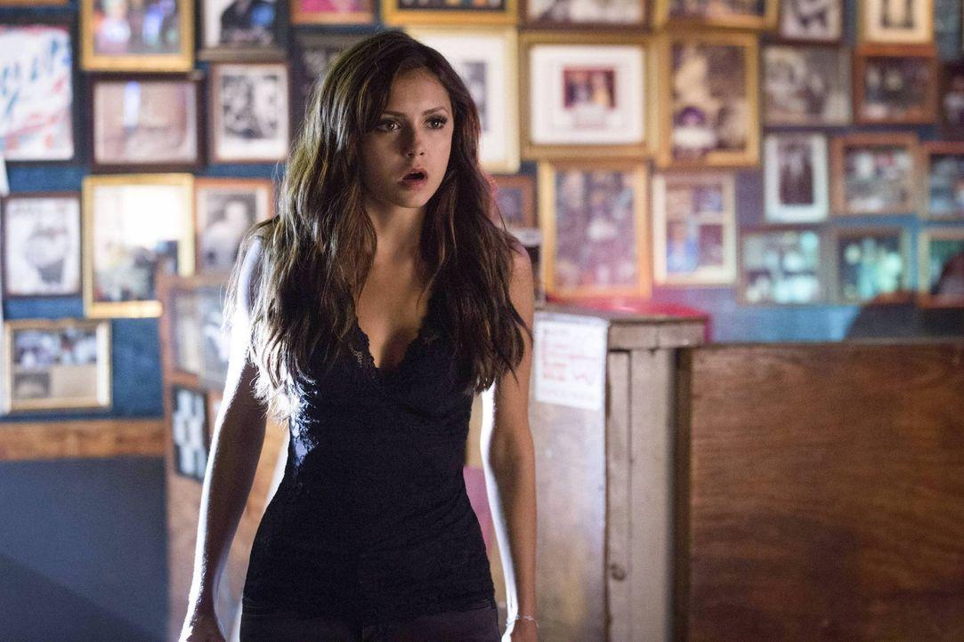 Katherine (Nina Dobrev) besitzt über eine unglaubliche Macht. Ihr Blut kann Unsterbliche wieder sterblich werden lassen ... - Bildquelle: Warner Brothers