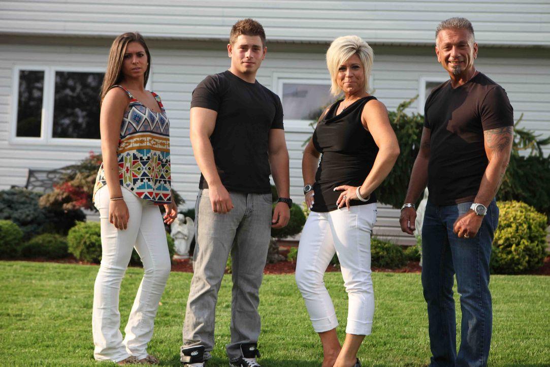 Familie Caputo - Bildquelle: TLC