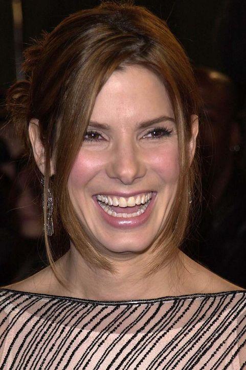 Sandra Bullock 2000 - Bildquelle: Vince Bucci/ AFP