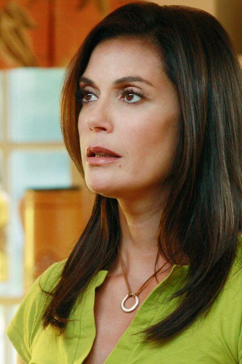 Susans Sohn M.J. wird von Gabrielles Tochter Juanita tyrannisiert. Da Mike sich weigert, seinem Sohn beizubringen, ein Mädchen zu schlagen, nimmt Su... - Bildquelle: ABC Studios