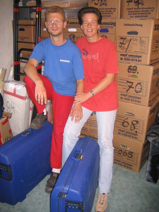 Meike (34) und Martin (33) Prenzel aus Berlin haben ihre gut bezahlten Jobs an den Nagel gehängt, um sich ihren Lebenstraum zu erfüllen. Im Oktobe... - Bildquelle: kabel eins