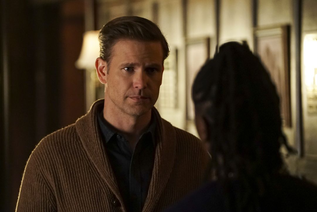 Alaric Saltzman (Matt Davis) - Bildquelle: Richard DuCree 2019 The CW Network, LLC. All rights reserved. / Richard DuCree