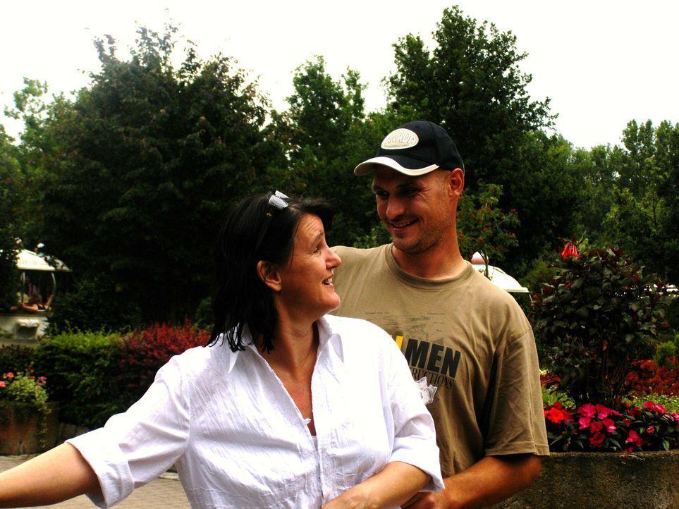 Dirk Bauer (38) und Gabriele Heuser-Bauer (45) aus der Nähe von Karlsruhe wandern nicht nach Kanada aus, weil sie in Deutschland keine Perspektive... - Bildquelle: kabel eins
