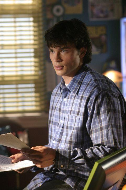Clark (Tom Welling) erkennt, dass jeder, der von Abby geküsst wird, lebensbedrohliche Halluzinationen erleidet. Abby will so ihre Rivalin Lana aus d... - Bildquelle: Warner Bros.
