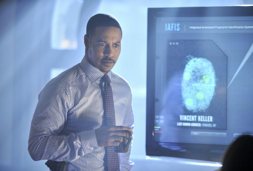 Ein Mordfall beschäftigt Joe Bishop (Brian White) und sein Team. Doch noch stehen sie vor einem Rätsel ... - Bildquelle: 2012 The CW Network, LLC. All rights reserved.