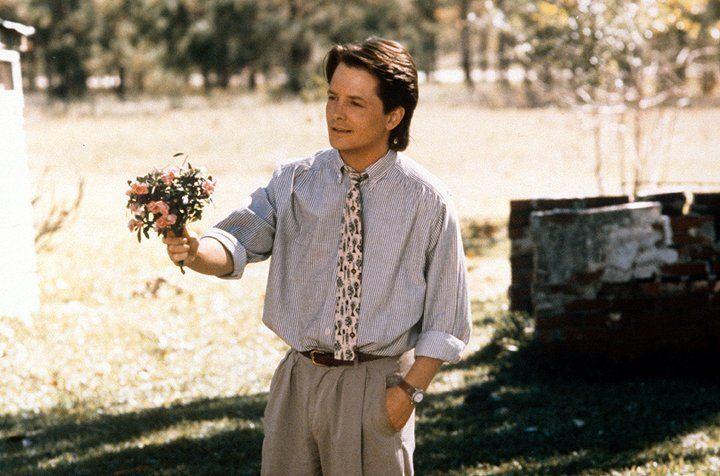 Auf dem Weg zu seiner Liebsten: Der junge Arzt Ben Stone (Michael J. Fox), der schnell seinen unfreiwilligen Aufenthalt in dem kleinen Provinznest z... - Bildquelle: Warner Bros.