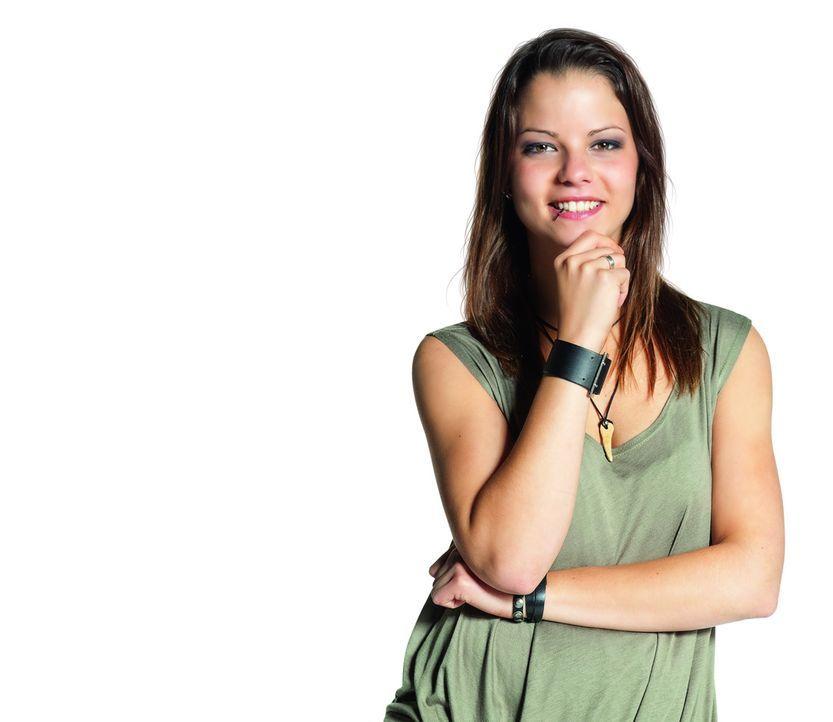 Isabell Schmidt bei TVoG - Bildquelle: ProSieben