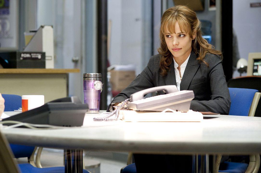 Die TV-Produzentin Becky Fuller (Rachel McAdams) lässt sich nicht so leicht unterkriegen ... - Bildquelle: 2010 Paramount Pictures.  All rights reserved.