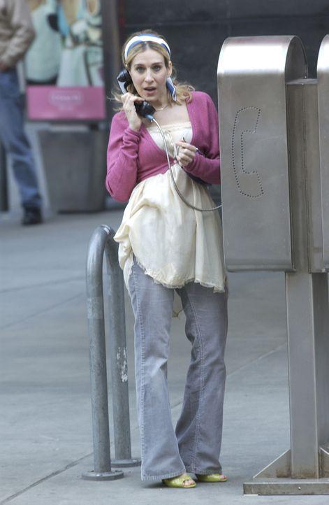 Für Carrie (Sarah Jessica Parker) brechen aufregende Zeiten an ... - Bildquelle: Paramount Pictures