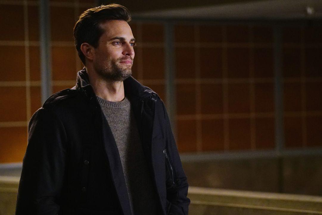 Während im Krankenhaus eine Frau auf die Geliebte ihres Ehemannes trifft, hofft Major Thorpe (Scott Elrod) auf ein Date mit Meredith ... - Bildquelle: Richard Cartwright ABC Studios