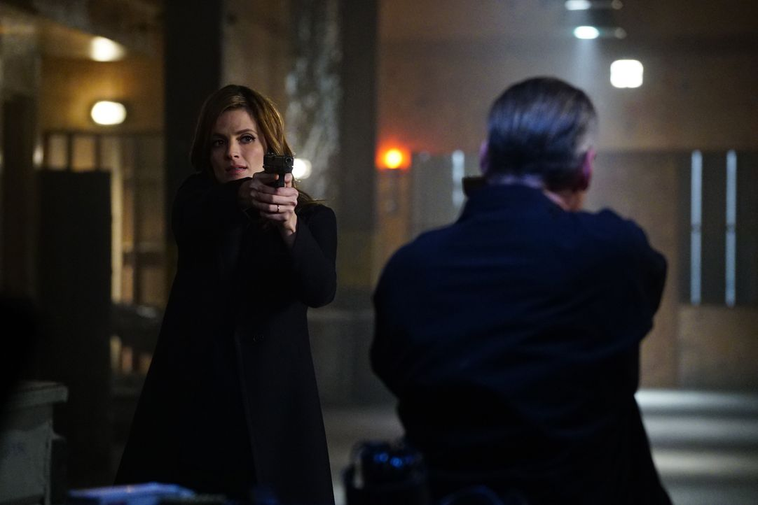 Ihr neuster Fall führt Beckett (Stana Katic) zu einem Gangsterboss, dessen Tochter und einem korrupten Offizier ... - Bildquelle: Richard Cartwright 2016 American Broadcasting Companies, Inc. All rights reserved. / Richard Cartwright