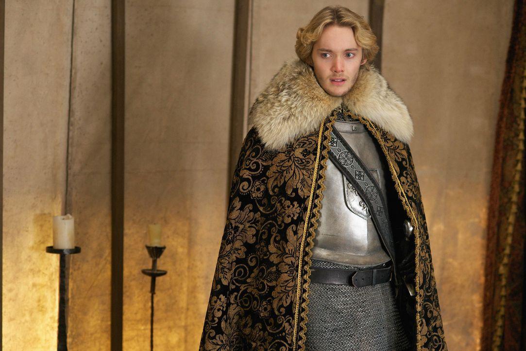 Kann Francis (Toby Regbo) die Männer von Condé besiegen und seinen Thron behalten? - Bildquelle: Sven Frenzel 2014 The CW Network, LLC. All rights reserved.