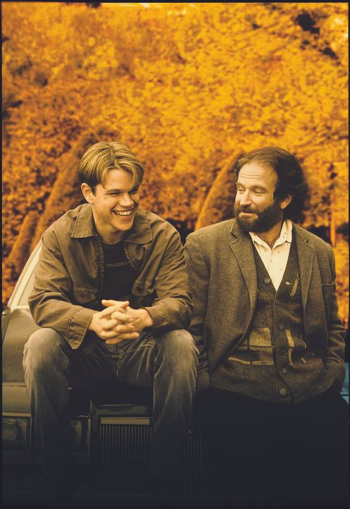 Good Will Hunting - Artwork - Bildquelle: Paramount Pictures and Miramax. All Rights Reserved.