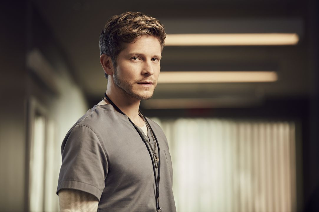 Dr. Conrad Hawkins (Matt Czuchry)  - Bildquelle: 2018 Fox and its related entities.  All rights reserved.