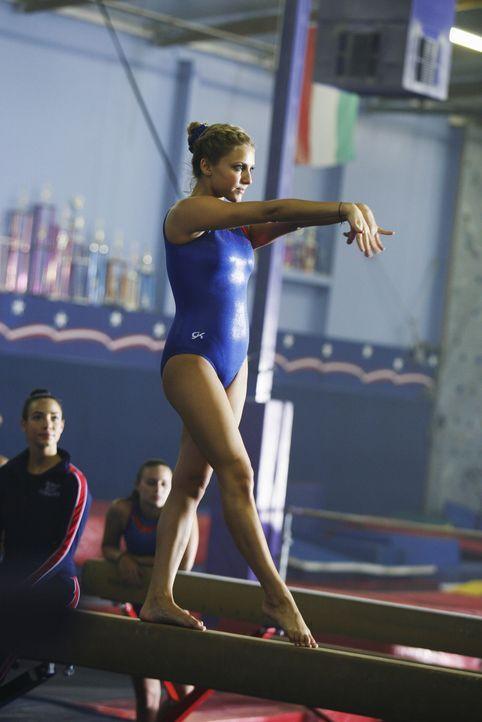 Trainiert ab sofort in einem neuen Turnverein in Denver: Lauren (Cassie Scerbo) - Bildquelle: 2009 DISNEY ENTERPRISES, INC. All rights reserved. NO ARCHIVING. NO RESALE.