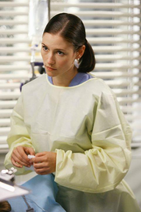 Als Lexie (Chyler Leigh) erfährt, dass Meredith die Asche ihrer Mutter mit ins Krankenhaus gebracht hat, versucht sie, ihr bei der Suche nach einem... - Bildquelle: Touchstone Television