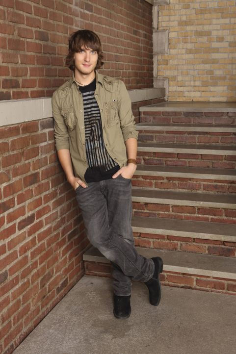 (4. Staffel) - Hinter Cappie (Scott Michael Foster) steckt mehr als der ewig gut gelaunte Spaßvogel ... - Bildquelle: 2009 DISNEY ENTERPRISES, INC. All rights reserved. NO ARCHIVING. NO RESALE.