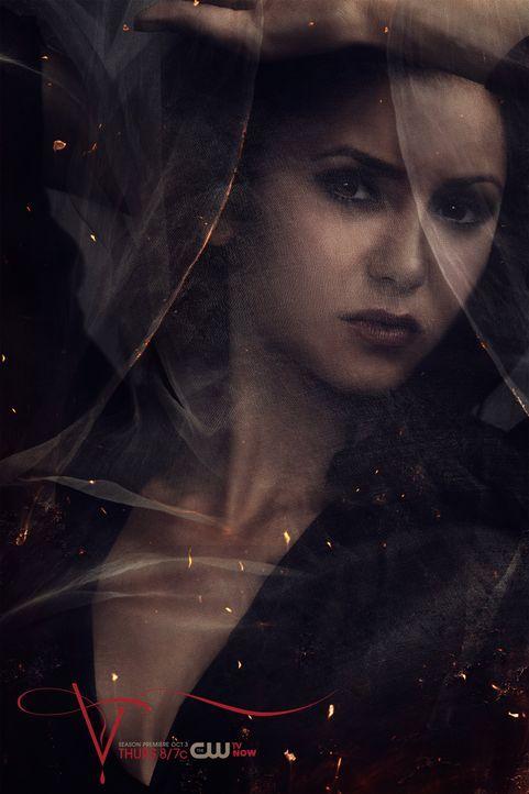 Nina Dobrev als sexy Vamp(ir) Katherine Pierce - Bildquelle: Warner Bros. Entertainment Inc.