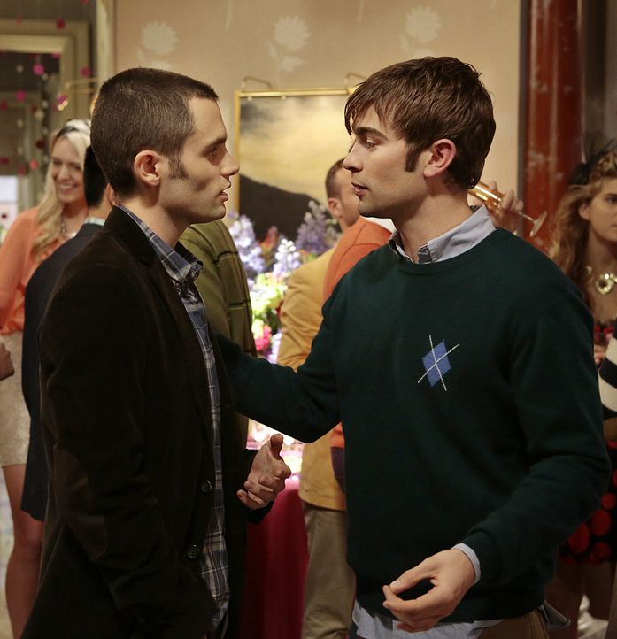 Dan und Nate - Bildquelle: Warner Bros. Entertainment Inc.