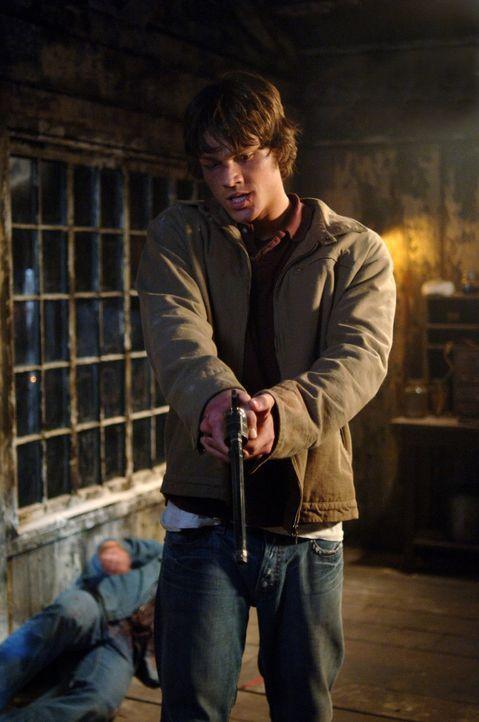 Will um jeden Preis den mörderischen Dämon ausschalten: Sam (Jared Padalecki)  ... - Bildquelle: Warner Bros. Television