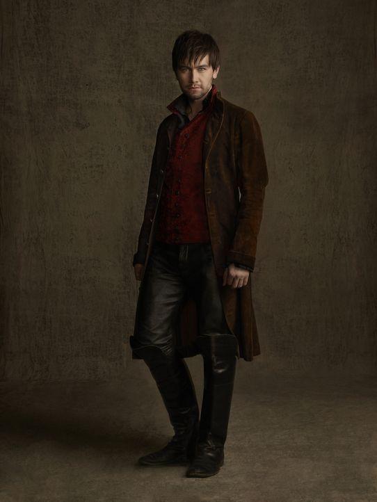 (3. Staffel) - Eine harte Zeit wartet nicht nur auf den französischen Hof, sondern auch Sebastian (Torrance Coombs) muss sich einigen Schwierigkeite... - Bildquelle: 2014 The CW Network, LLC. All rights reserved.