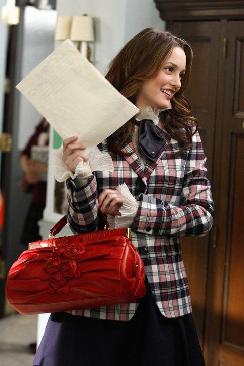 Während sich Lily und Chuck gegen Jack verbünden, muss Blair (Leighton Meester) feststellen, dass sie es in Yale nur auf die Warteliste geschafft ha... - Bildquelle: Warner Brothers