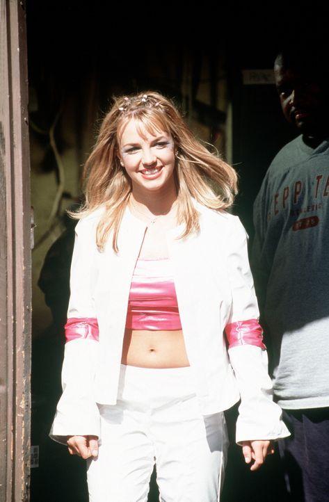 In Paris lernt Sabrina Britney Spears (Britney Spears) kennen. - Bildquelle: Paramount Pictures