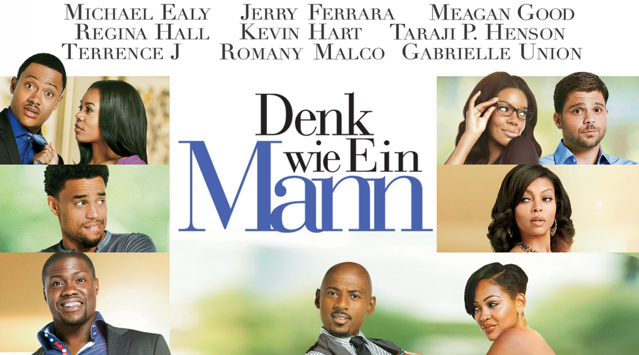 Denk wie ein Mann - Plakat - Bildquelle: 2012 Screen Gems, Inc. All Rights Reserved.
