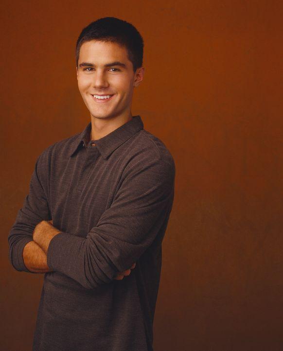 (7. Staffel) - Von den Camdens wird Robbie (Adam LaVorgna) als Familienmitglied angesehen und akzeptiert. - Bildquelle: The WB Television Network