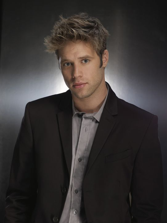 Verdient sein Geld auf unkonventionelle Weise: David Breck (Shaun Sipos) ... - Bildquelle: 2009 The CW Network, LLC. All rights reserved.