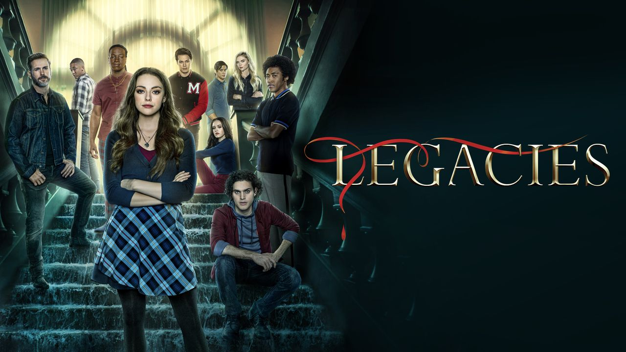 (3. Staffel) - Legacies - Artwork - Bildquelle: Warner Bros. Entertainment Inc. All Rights Reserved.