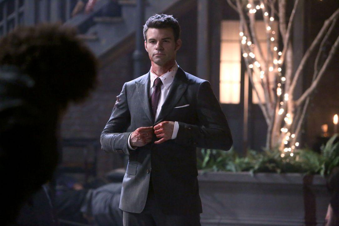 Elijah nach dem Kampf von New Orleans - Bildquelle: Warner Bros. Entertainment Inc.